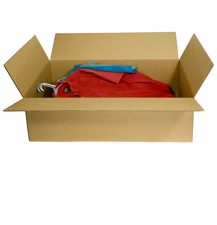 how to pack a closet for moving